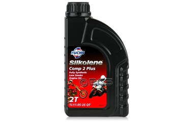 FUCHS SILKOLENE COMP 2 PLUS 10W30 - 1 litr olej do motocykla, olej do paralotni, olej do motolotni